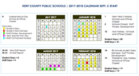 "<a href=""http://filecabinet7.eschoolview.com/9B4D3087-E773-49AE-B5E5-54B8A00BA38B/KCPS20182019calendar.pdf"">Click Here for the 2018/2019 Approved Calendar</a>  <br /><a href=""http://filecabinet7.eschoolview.com/9B4D3087-E773-49AE-B5E5-54B8A00BA38B/KCPS%202017%202018%20post%20Labor%20Day%20calendar.pdf"">Click Here for 2017/2018 calendar</a>  <br />"