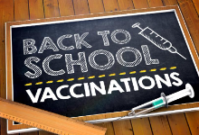 Back To School Required Vaccines