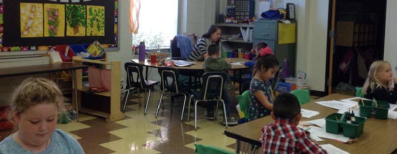 Kindergarten with Mrs. Best slideshow image