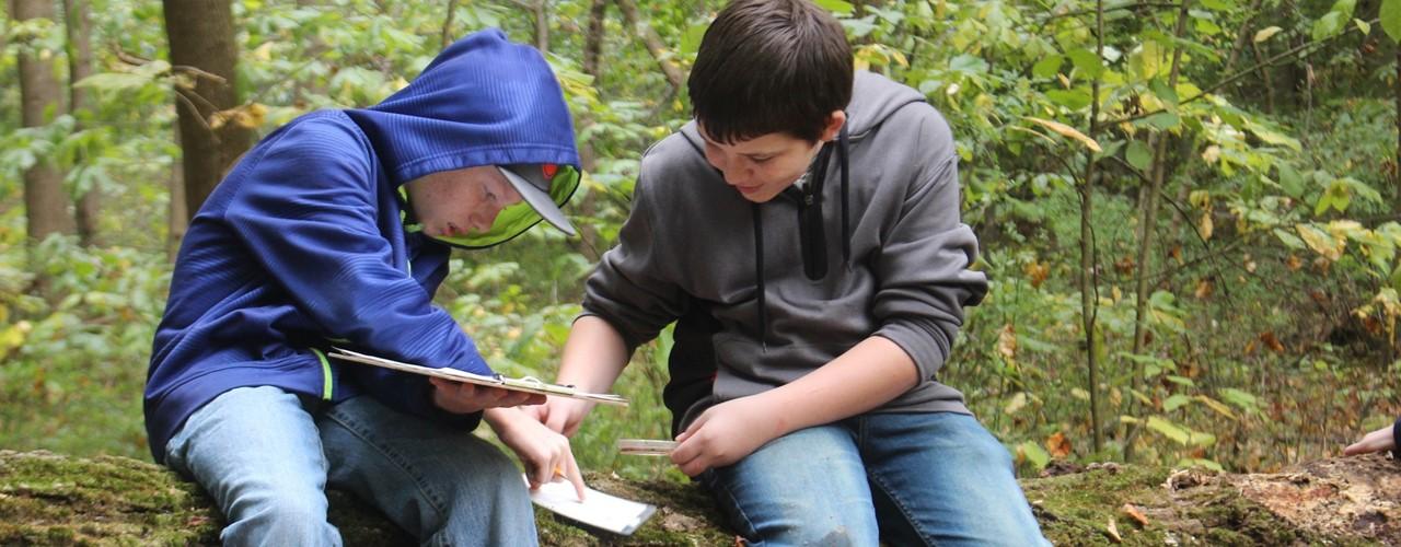 Sassafras Environmental Education Center - 7th Grade slideshow image