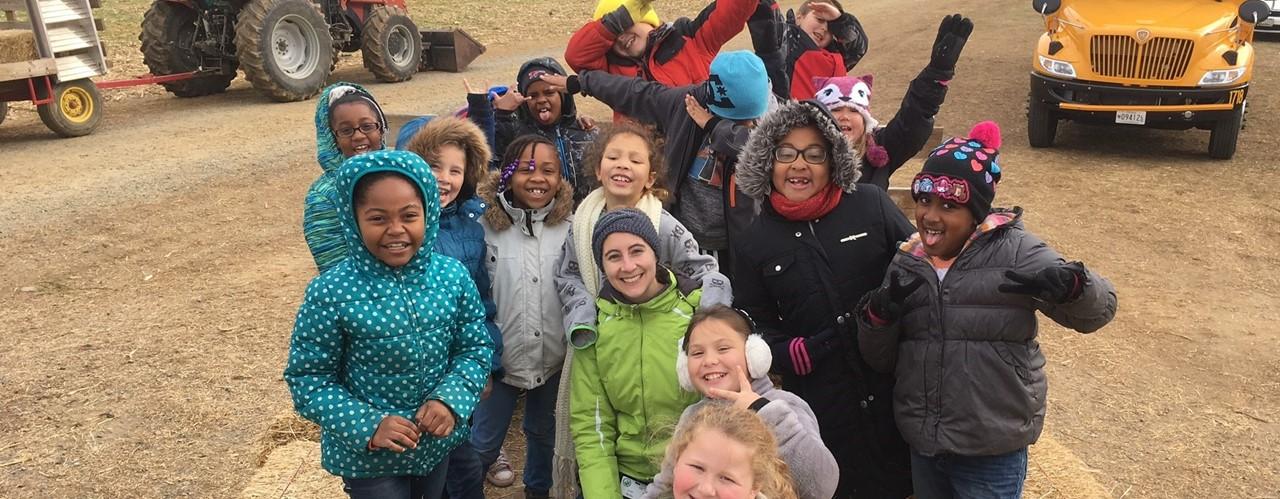 Second Grade Field Trip slideshow image