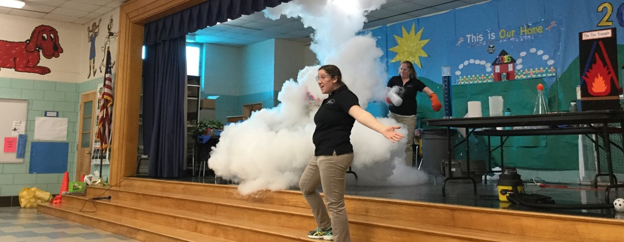 Science Assembly Fun! slideshow image
