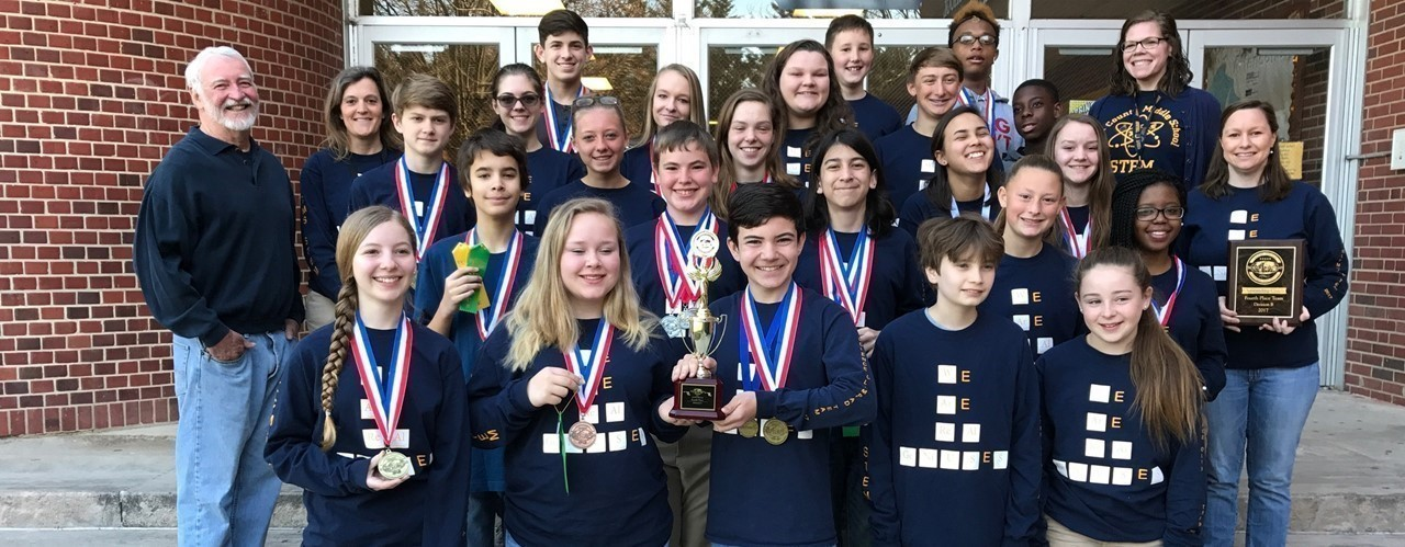 KCMS Earns 4th Place at States! slideshow image