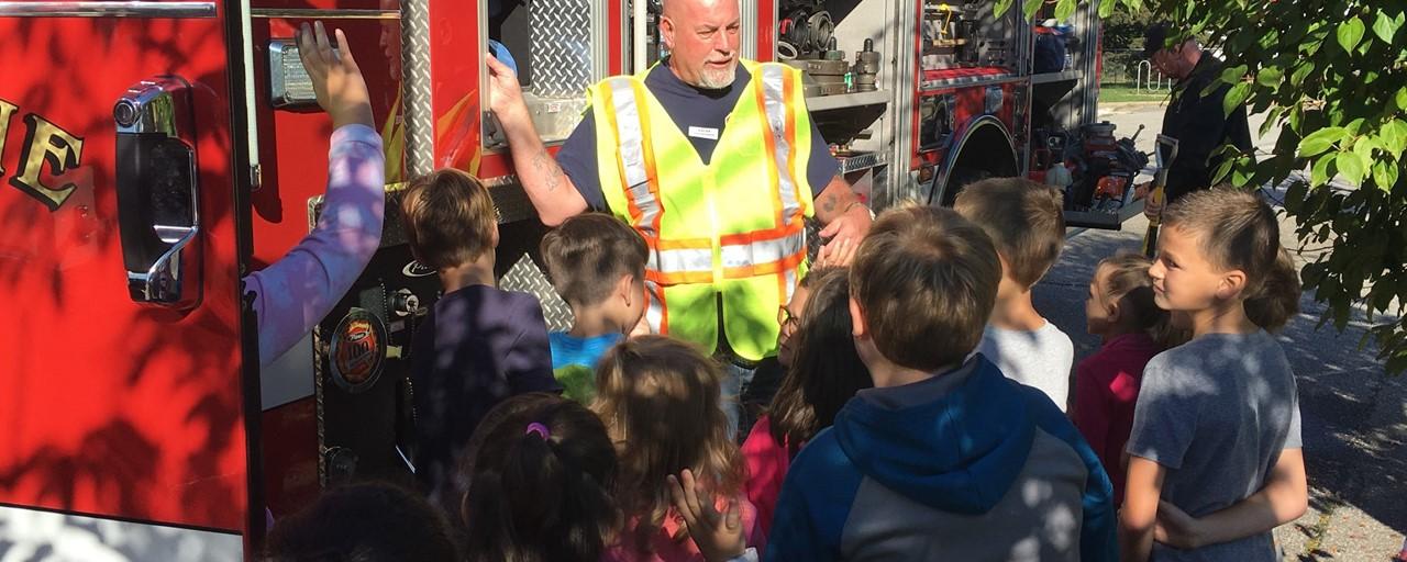 Fire Prevention Week slideshow image