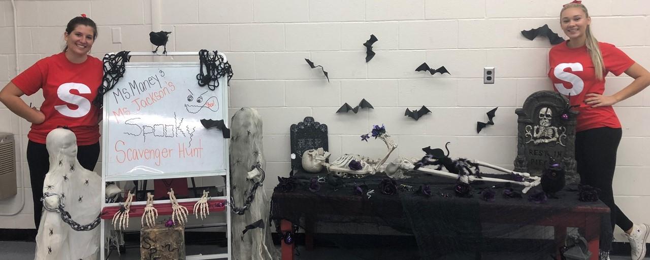 Halloween at RHES slideshow image