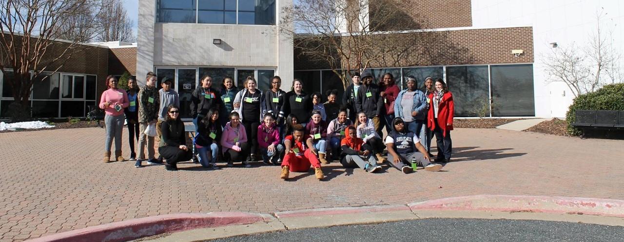 STEM Event at Chesapeake College slideshow image