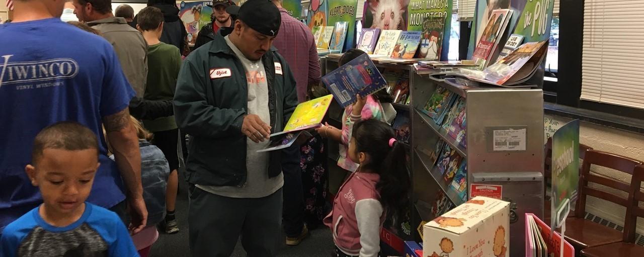 Fall Book Fair slideshow image