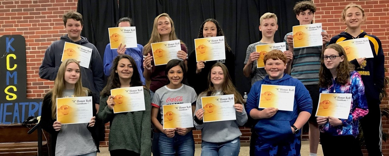 High Honor Roll Recipients slideshow image