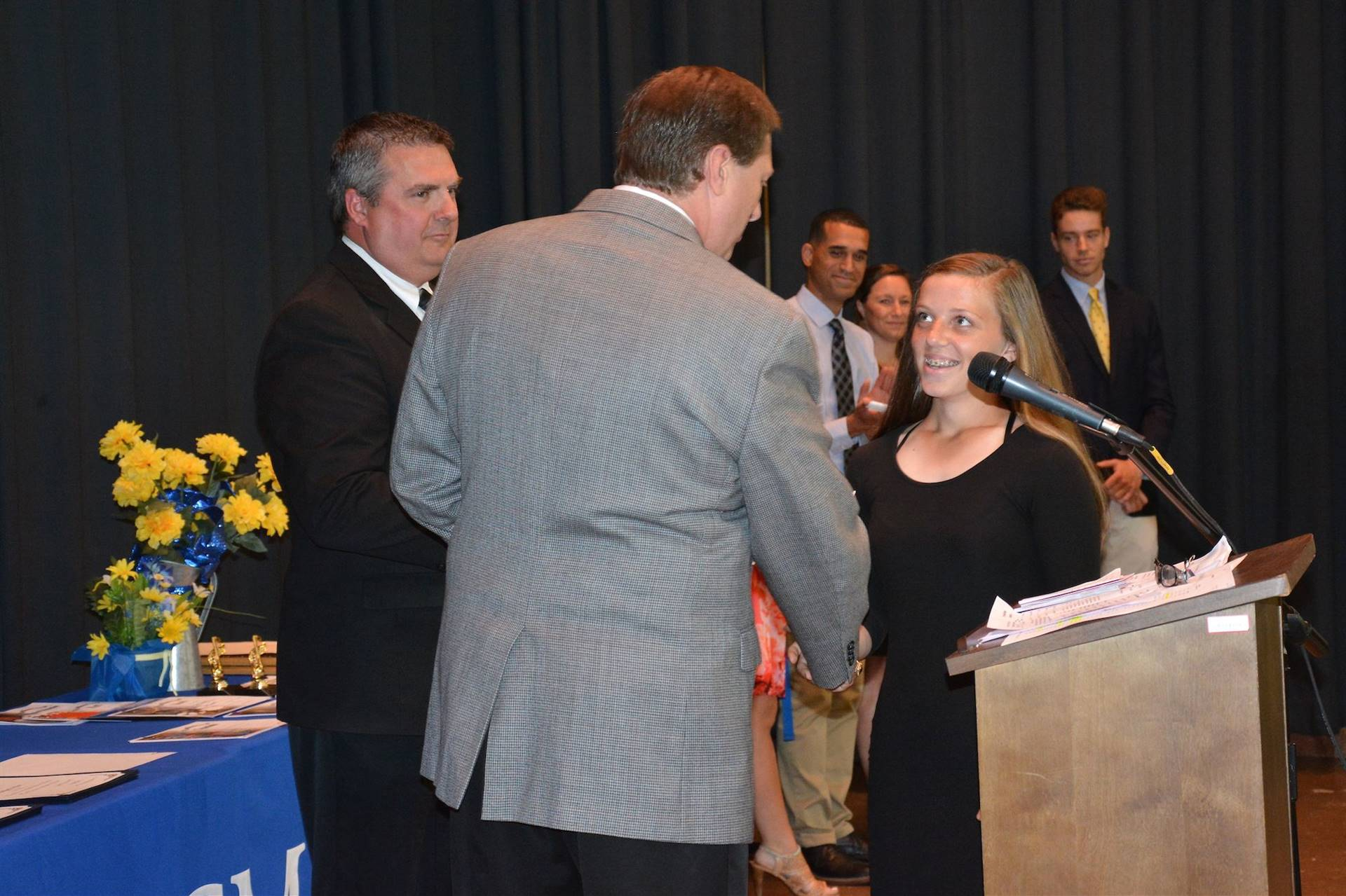 KCMS Promotion Ceremony